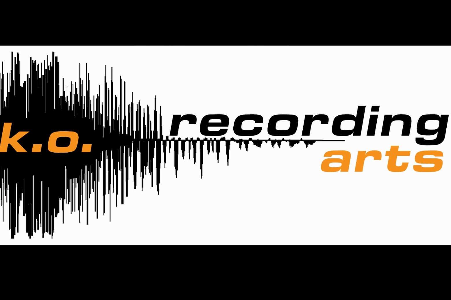 k.o.-recording-arts Logo
