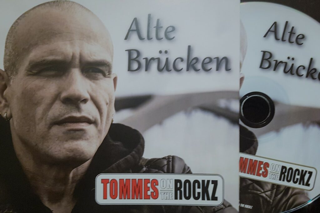 TOMMES on the ROCKZ - Screenshot Solo EP Alte Brücken